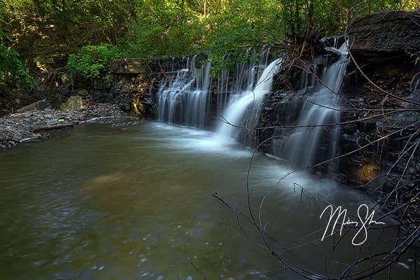Lower Idlewild Falls