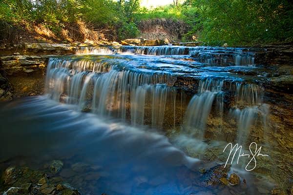 Lower Prather Creek Falls