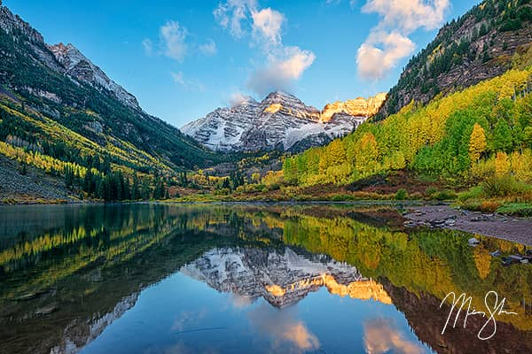 Maroon Bells Magic