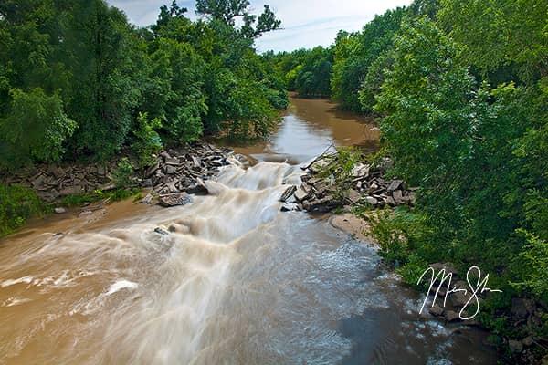 Marquette Falls