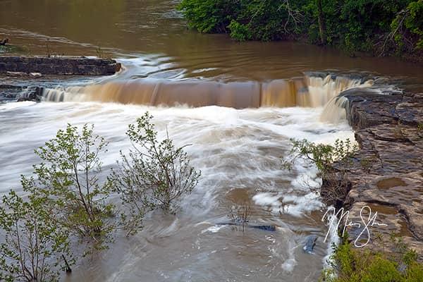 Muddy Elk Falls