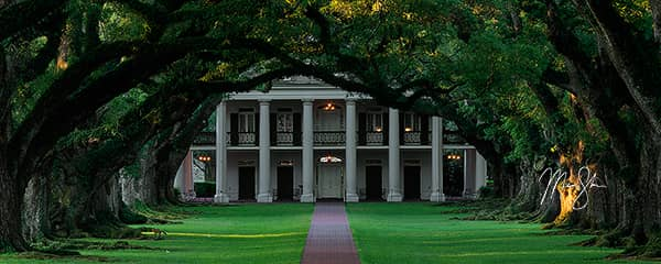 Oak Alley Plantation Fox Pano