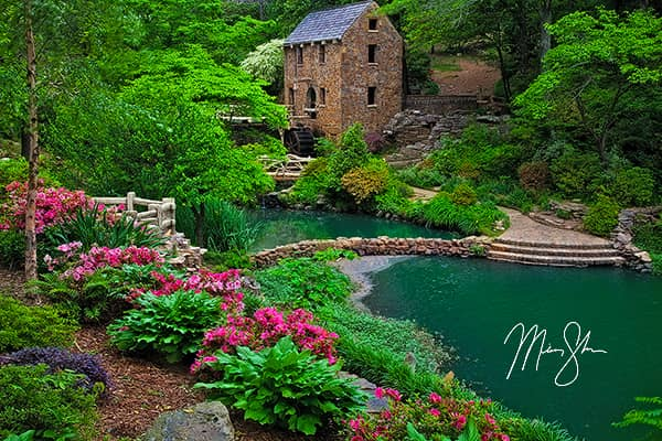 My Favorites Photo Gallery - Featured: Old Mill, Little Rock, Arkansas