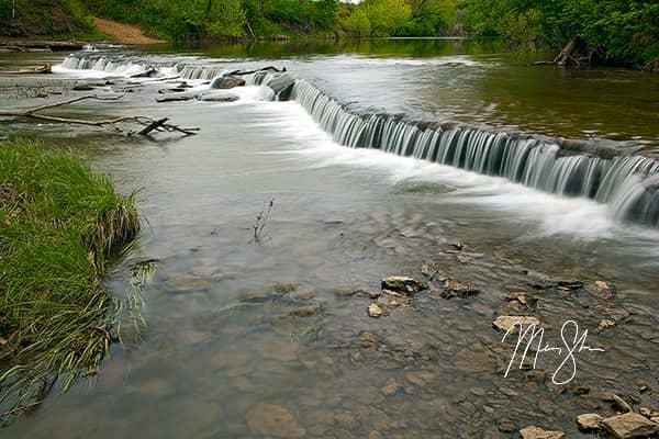 Osro Falls Kansas