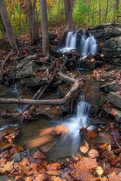 Parkville Autumn Falls