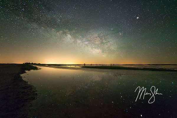 Quivira Milky Way Reflection