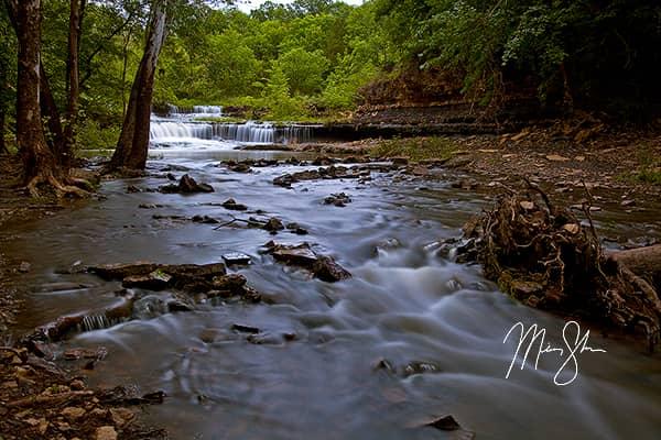 Rock Creek Falls and Cascades