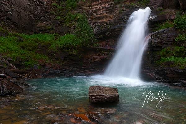 South Fork Mineral Creek Falls