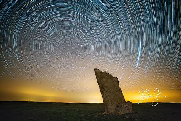 Teter Rock Star Trails