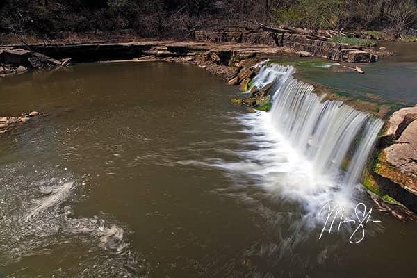 The Flows of Elk Falls