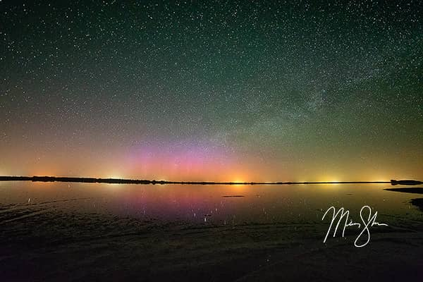 The Northern Lights in Kansas