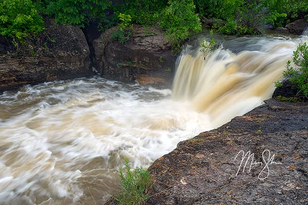 The Pool of Butcher Falls
