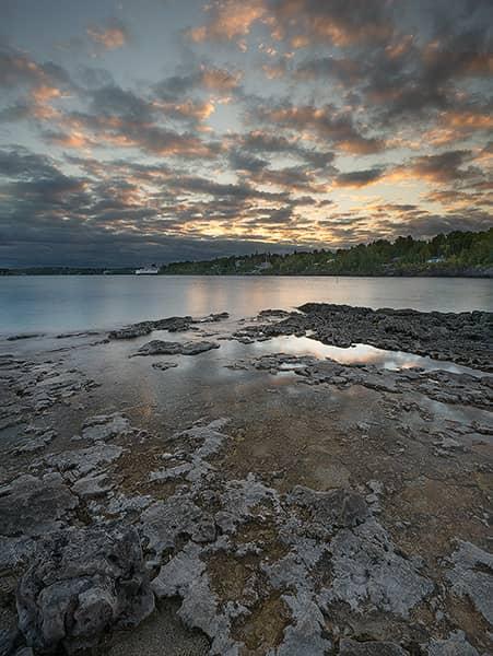 Tobermory Sunrise