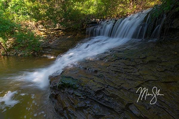 Upper Idlewild Falls
