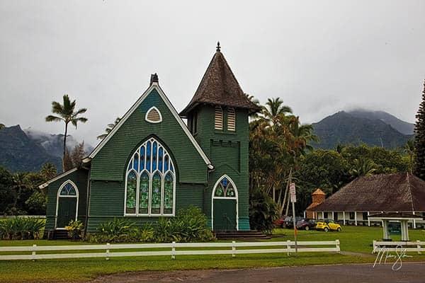 Wai'oli Hui'ia Church of Hanalei