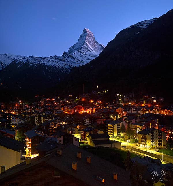 Zermatt-Matterhorn, Valais, Switzerland Photo Gallery