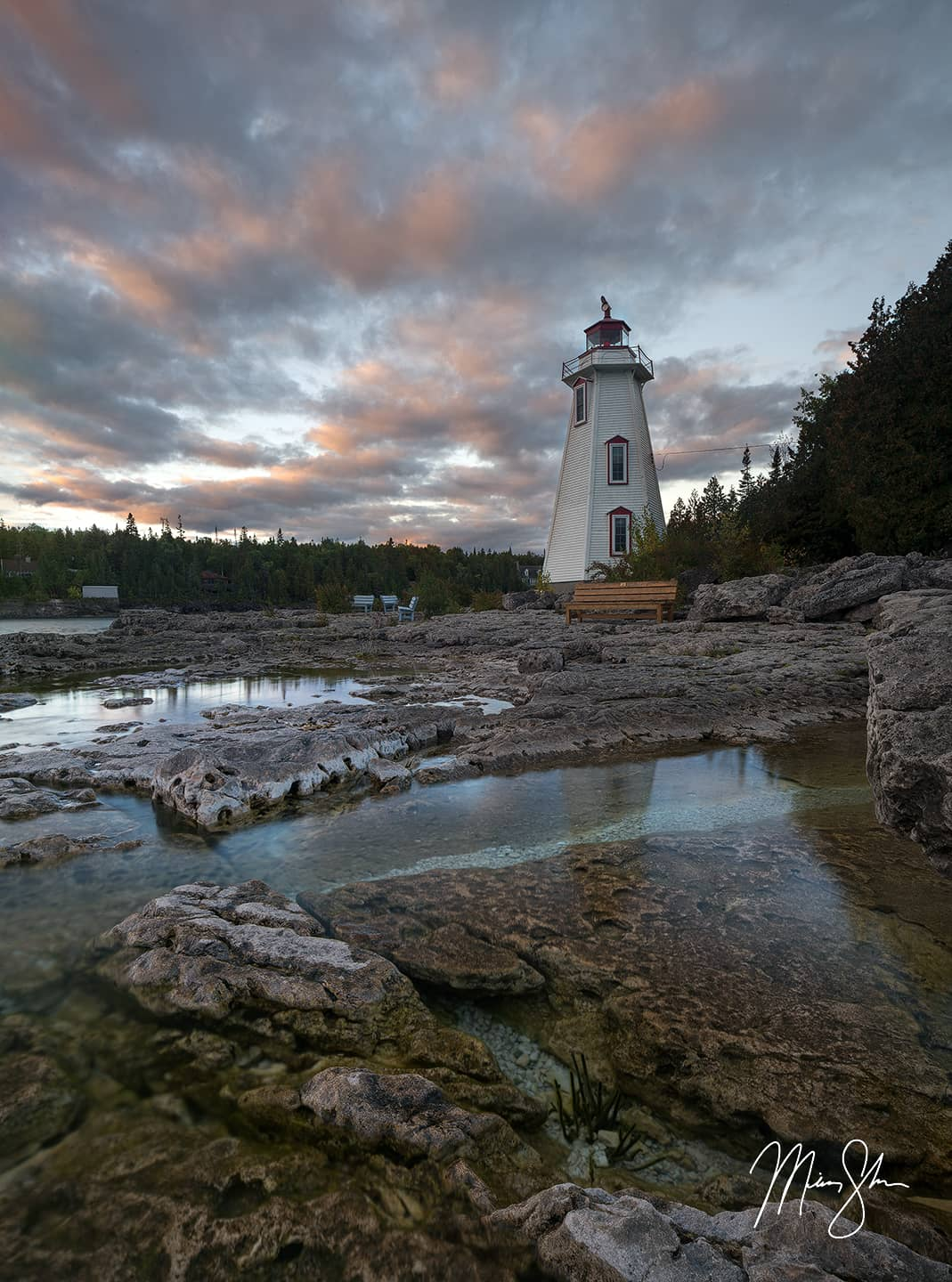 Tobermory Lighthouse Sunrise