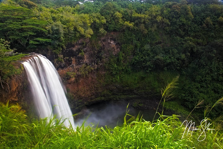 Wailua Falls - Wailua Falls, Kauai, Hawaii