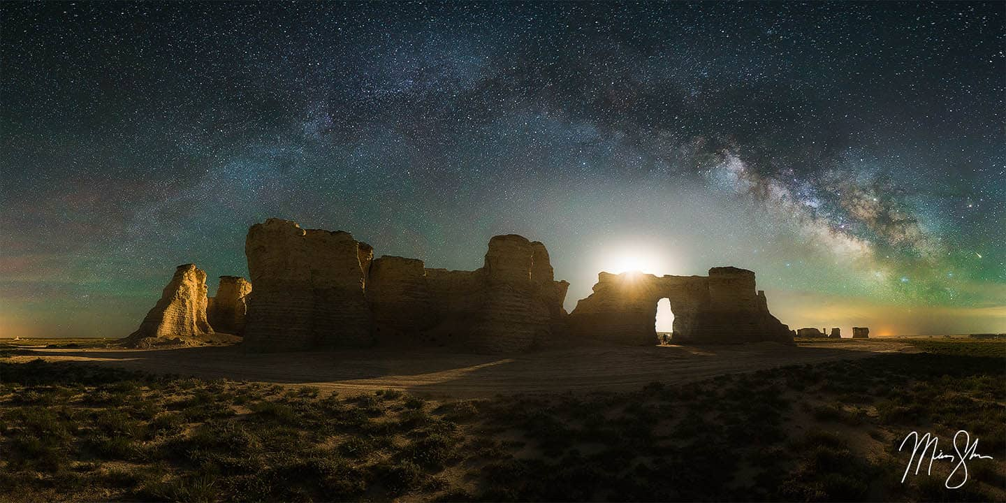 Western Kansas Photography: Monument Rocks