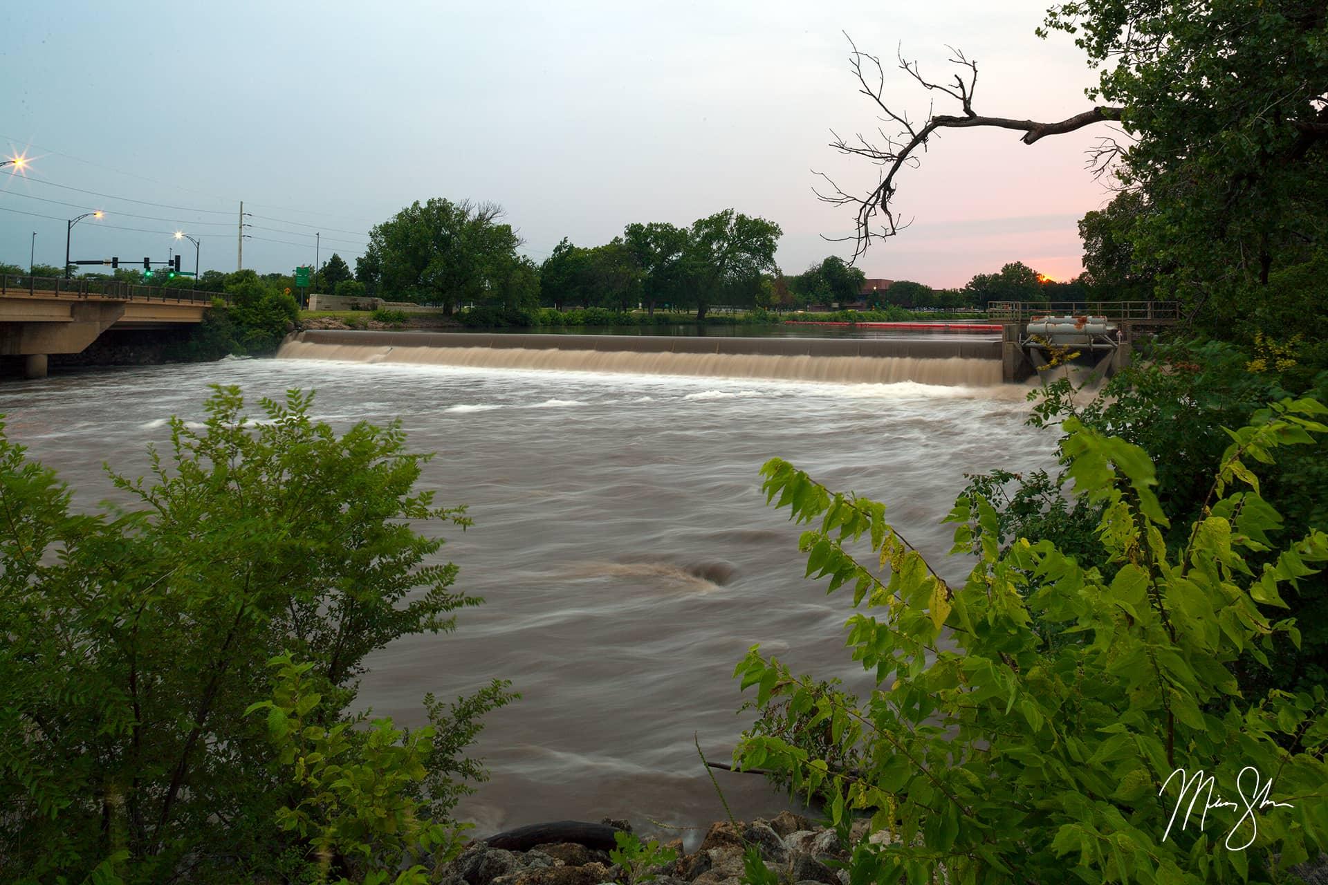 Little Arkansas River Falls