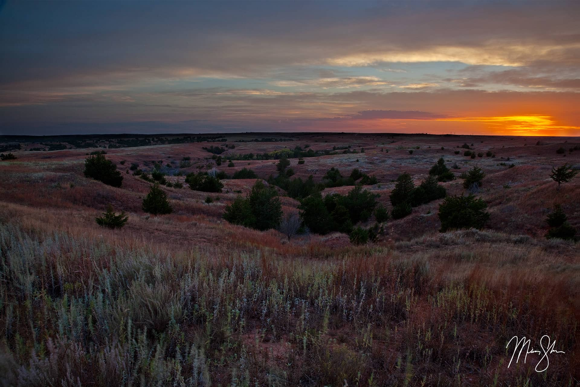 Sign And Drive >> Gypsum Hills Scenic Byway | Mickey Shannon Photography